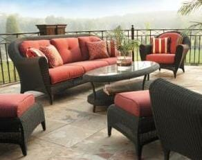 Monticello Cushions Hampton Bay Patio Furniture Cushions