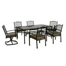 hampton bay kampar outdoor furniture outdoor furniture