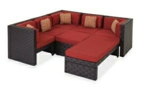Hampton Bay Padova Sectional Replacement Cushions