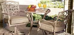Hampton Bay Folian Bistro Chair Replacement Cushions