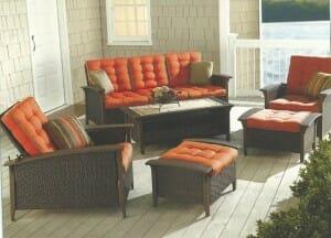 Hampton Bay Rossano Patio Cushions