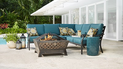 Riley Cushions Hampton Bay Patio Furniture Cushions